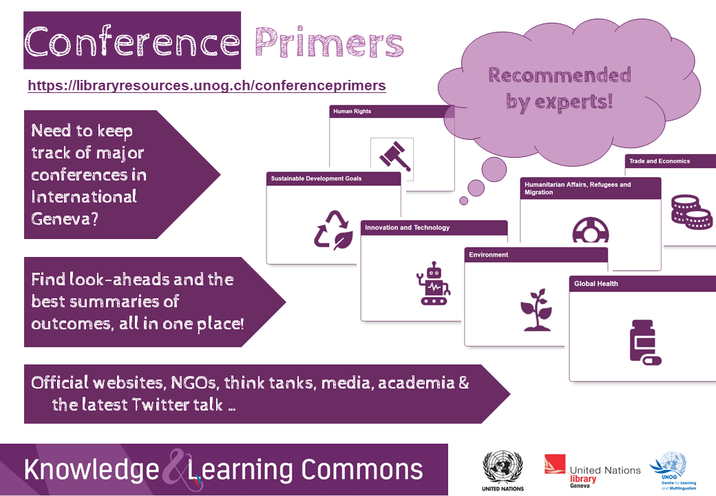 Conference Primers
