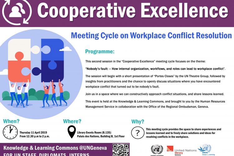 Cooperative Excellence invitation