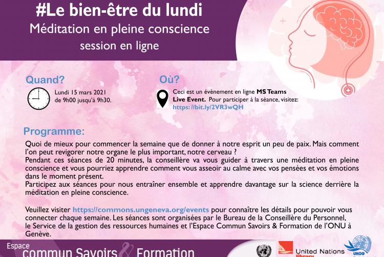 Invitation en français