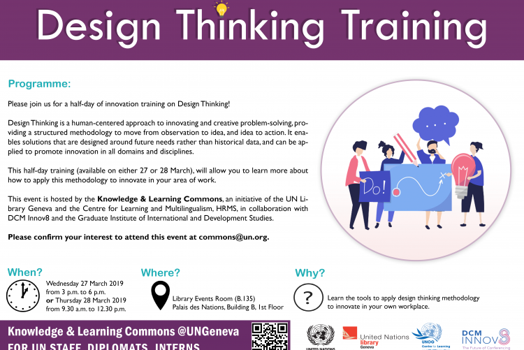 Design Thinking Invitation