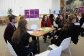 Small groups of discussion @ the SDG Anonymous Innovation Session